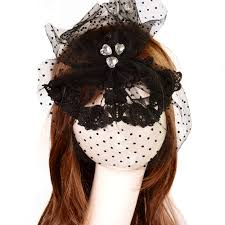 wholesale unique design lace mask face eye mask cosplay dress