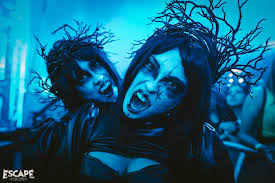 escape party halloween escape halloween 2017 tickets escape psycho circus now on sale
