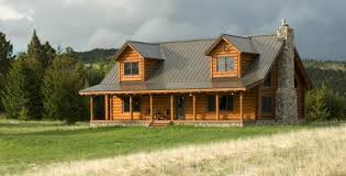 cabin style home traditional style log cabin in montana home design garden