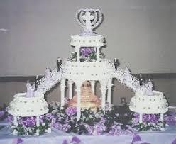 wedding cake lavender wedding cakes iv s creations