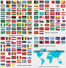 Flag Of The World National Flags Of The World Stock Vector Art 474589490 Istock