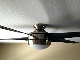 Contemporary Ceiling Fan Light Ceiling Fans Without Lights Contemporary In Attractive