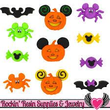 disney minnie u0026 mickey mouse halloween bats jackolantern spiders