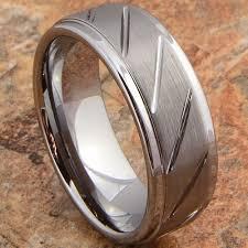 titanium tungsten rings images Tungsten men 39 s ring matte top wedding band lwr jewelry jpg