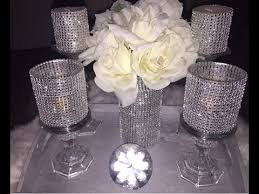 light up display stand dollar tree dollar tree diy bling vase candles holders bling bling