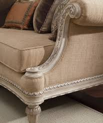 grande palace european wood chenille sofa couch chair set living
