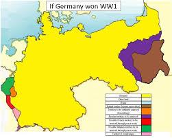 Post Ww1 Map What If Germany Won Ww1 The Fringe Conspiracy News Politics