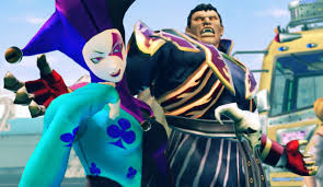 jester juri vs count dracula bison ultra street fighter 4