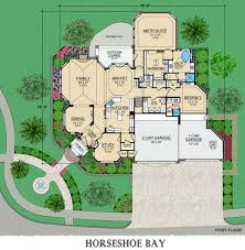 luxurious home plans archival designs luxury house plan of the month horsehoe bay