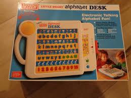 Vtech Write And Learn Desk Vtech Little Smart Alphabet Desk Electronic Learning Educational