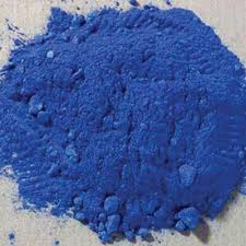 Verditer Blue Natural Pigments Azurite Fine Grade 50 G Color Green Blue