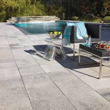 unilock pool deck with umbriano paver photos