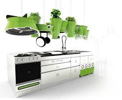 eco friendly futuristic kitchen idesignarch interior design