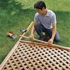 Build A Rose Trellis How To Build A Trellis Gardens Yards And Backyard