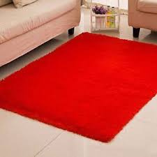 new 1pcs home decor products fluffy red love heart shape bedroom