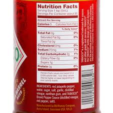 sriracha mayo nutrition tabasco 20 oz sriracha sauce