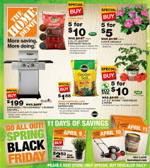 spring black friday 2017 home depot lawn mowers lawn and garden u2013 places in the home
