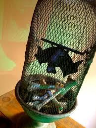 dave lowe design the blog bat cage prop