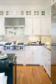 white kitchen cabinets with backsplash white kitchen cabinet classic wood table white marble floor