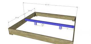 Support Bed Frame Bed Frame Bed Frame Center Support Jlatdy Bed Frame Center
