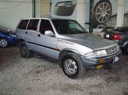 ssanyong musso 2 3 d mt 1998 juan manuel autos 125 000