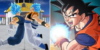 dragon ball video games ranked screen rant