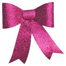 pink gift bow spritz target