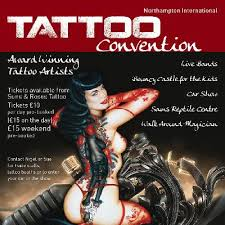international tattoo convention 2017 tickets northampton saints