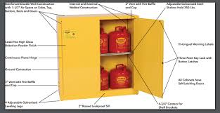 flammable gas storage cabinets what to look for in a gas storage cabinet