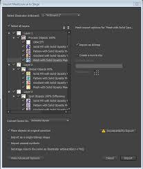 tutorial illustrator layers work with illustrator ai files in animate cc