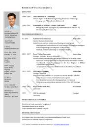 Standard Resume Sample by Resume Template Apprentice Carpenter Sample And Text Eager World