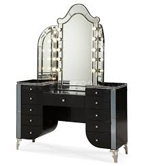 Vanity And Mirror Sale 1949 00 Hollywood Swank Vanity And Mirror Black Iguana By