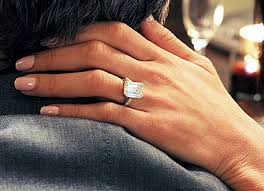 wedding rings cape town whoah george clooney went big with the engagement ring