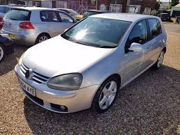 volkswagen golf 2 0 fsi gt hatchback 5dr petrol manual 1 lady