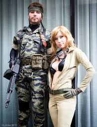 Metal Gear Halloween Costume Level Cosplay Rbf Productions Deviantart Videogames