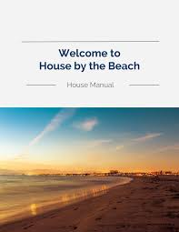 free manual template word house manual badia consultations