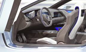 subaru viziv interior subaru viziv concept four place interior there are touch screens