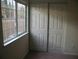 Sliding Closet Door Panels Sliding Raised Panel Closet Doors Closet Doors