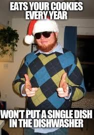Santa Meme - the sleazebag santa meme 14 pics pleated jeans