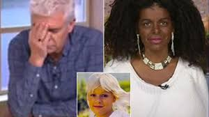 martina big woman who was born white but identifies as black leaves phillip