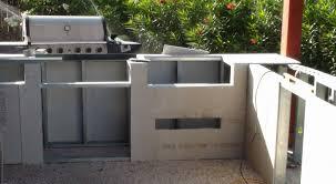 prefab outdoor kitchen grill islands prefab modular outdoor kitchen kits archives taste luxury