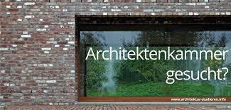 architektur studieren deutschland architektenkammer in deutschland