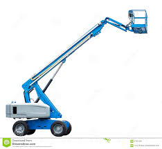 telescopic boom lift stock photos images u0026 pictures 250 images