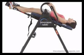inversion table herniated disc best 7 steps for relieve back pain using an inversion table