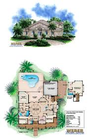 the calypso cove home plan is an old florida style house plan with