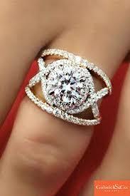 best 25 split shank engagement rings ideas on pinterest split