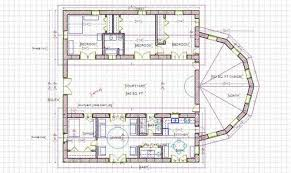 house plan with courtyard 17 genius home plans with courtyard house plans 56685
