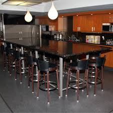 Locker Room Furniture Edmonton Oilers Locker Room Players Lounge Granite Table U0026 Chairs