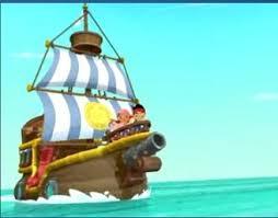 bucky jake land pirates disney wiki fandom