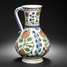Ottoman Pottery Ottoman Pottery Going The Hammer At Bonhams Sun